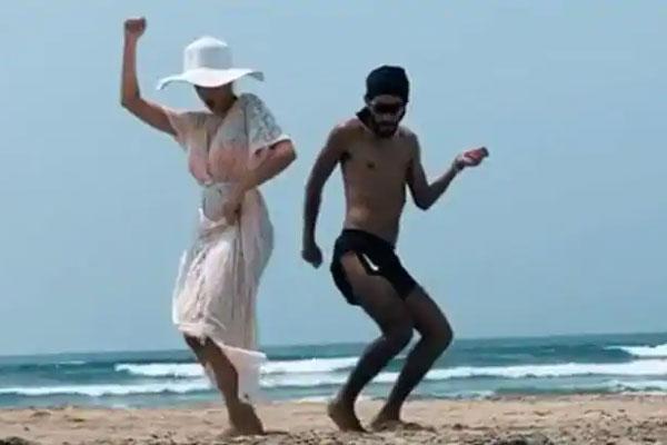 PICS: नोरा फतेही ने समुद्र किनारे किया जबरदस्त डांस, वीडियो वायरल