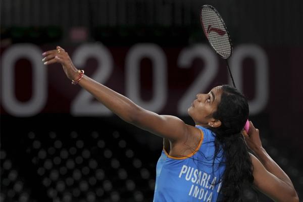 टोक्यों ओलंपिक कांस्य पदक विजेता सिंधु