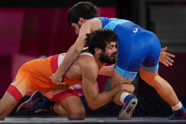 ओलंपिक कुश्ती में रवि दहिया को रजत पदक