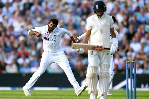 भारत जीता ओवल टेस्ट