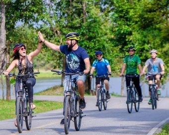 World Cycle Day 2020: साइकिलिंग के हैं अनेक फायदें, बनी रहेगी सोशल डिस्टेंसिंग